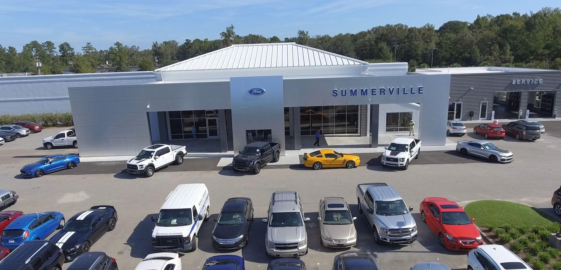 Car Dealerships In Summerville Sc >> About Summerville Ford In South Carolina Serving Charleston